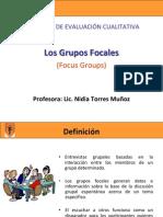 Clase 5_Métodos de Evaluación_Grupos Focales