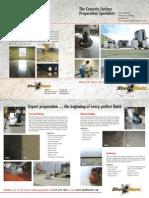 Concrete Surface Preparation Specialists