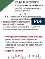 ELECTRICITATE