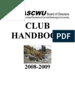 Club Senate Info Packet