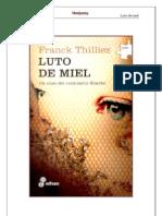 Franck Thilliez - Luto de Miel