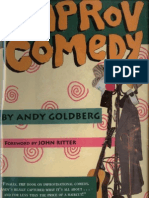Andy Goldberg - Improv Comedy