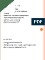 Power Point TMK (Kumpulan b2)