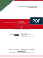 La información del Sistema de Cuentas Económicas y Ecológicas en México- algunos usos y desafíos en