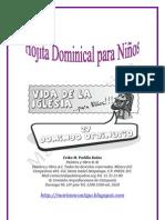 HOJITAS DOMINICALES PARA NIÑOS 21/04/2013