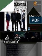 Pestilencia - Gira México 2013 - Promoción de Espectaculos