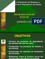 Degradación por Erosión (sesion2)