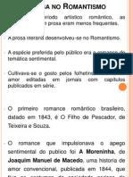 14 - Romantismo No Brasil - Prosa