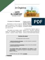 El Compost en La Huerta Organica