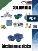 Selección y aplicación de motores eléctricos
