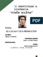 Monografia Simon Bolivar Hilda