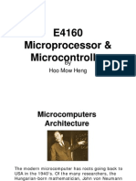 Introduction to Microprocessor 1