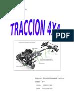 TRACCION 4X4
