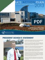 CSUMB Climate Action Plan 2012