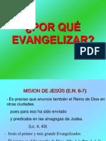 Por Qu Evangelizar 2