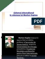 Sistemului International Kaplan