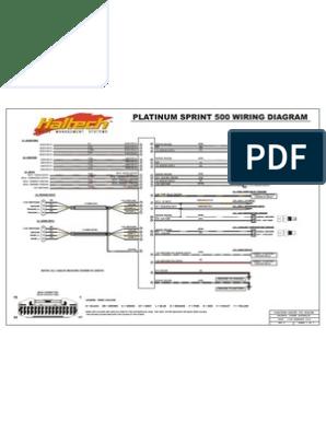 Platinum Sprint 500 Wiring Rev F on