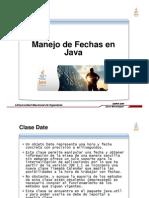 Manejo de Fechas en Java 2