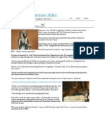 Cleopatra Keturunan Afrika