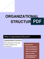 Lecture No. 2 Org.structure