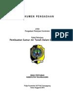 Dok Lelang E Proc Konstruksi Sumur Suwaluh