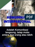 Komunikasi Interpersonal