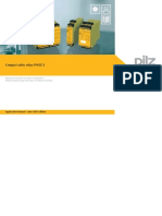 PILZ PNOZ X Application Manual GB