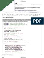 JSP - Sending Email