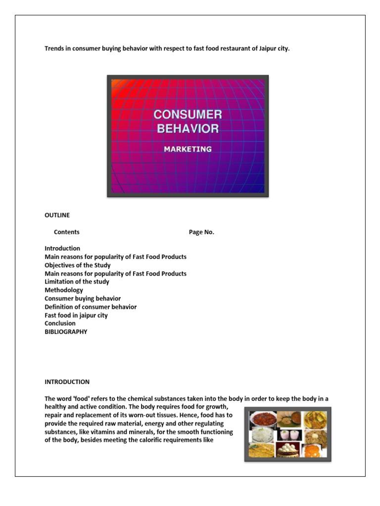 customer behavior definition in marketing