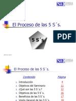 1.-El Proceso de las 5 S´s Imprimir (Dixon-Op´s)