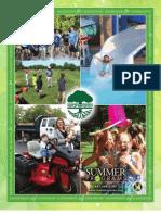 Huntley Park District Summer 2013 Brochure
