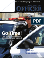 April 2013 Issue of Law Officer Magazine