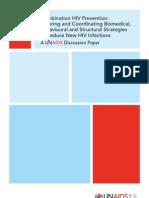 1. Paper Prevención Combinada VIH