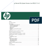 Introducing Network File System Version 4 on HP-UX 11i v3