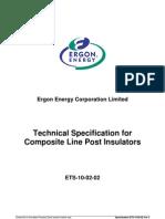 ETS 10-02-02 Composite Line Post Insulators V3
