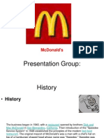 MacDonald's. Ppt