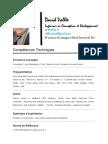David Vallee CV Condens