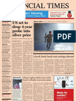 Financial Times Europe - Aug 6 2012