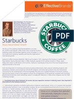 Bulletin Starbucks