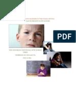 coun 527 behavior disorders presentation paper