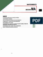 019[Manual] Nissan Tsuru 91-96 - Serie B13 Motor E16E Con ECCS (Suplemento) - Mantenimiento