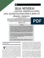 Galerias Mineras