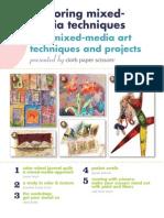 Mixed Media Art eBook