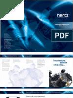 Hertz-Kompressoren Double Stage-High Pressure-Reciprocating Compressor