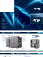 Hertz-Kompressoren Oil Injected Rotary Screw Air Compressor HSC 45-315