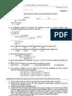 9a Algoritmi in Pseudocod 3 Variante