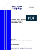 Ms 229 2009 Timber PDF