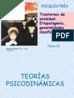 Tema 013 de Psiquiatria