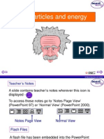 KS4 Energy and Particles