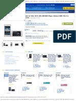 Samsung Galaxy Player 4.2, Processador de 1GHz, Wi-Fi, GPS, MP3_MP4 Player,